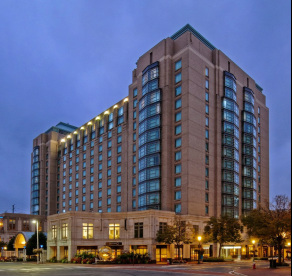 The Hyatt in Reston